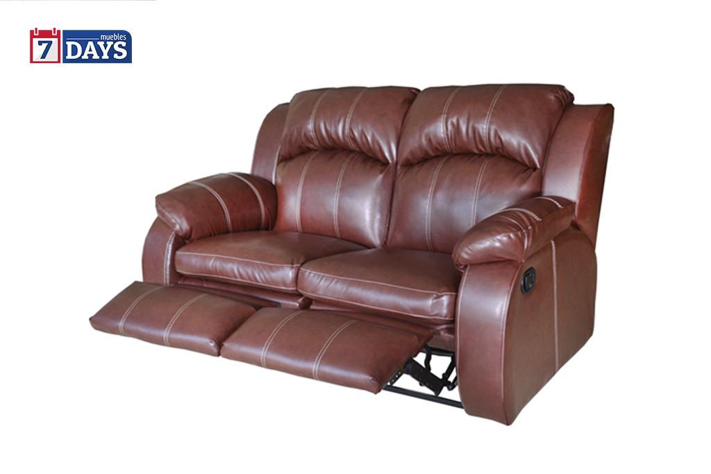 Love Seat c/ 2 Reposet Confort